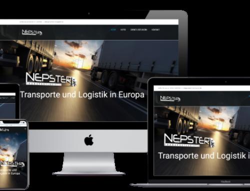 Nepster Transportlogistik